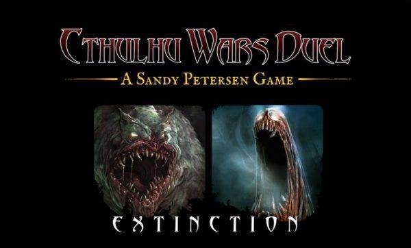 Cthulhu Wars Duel Extinction cover