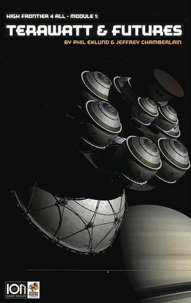 High Frontier 4 All: Module 1 Terawatt cover