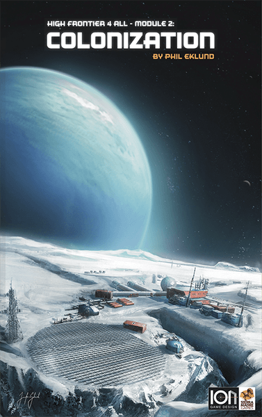 High Frontier 4 All Module 2 Colonization cover