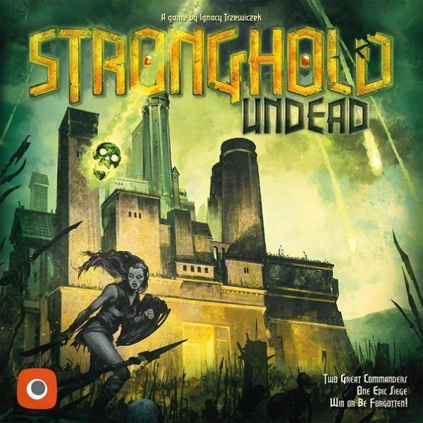Stronghold Undead Second Edition Cover