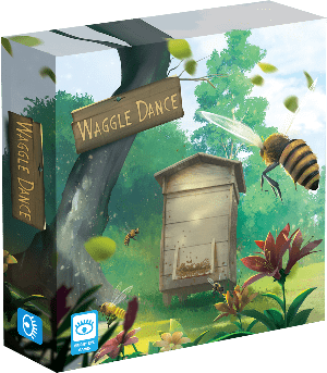 Waggle Dance Board Game cover