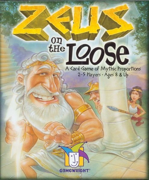 Zeus on the Loose cover