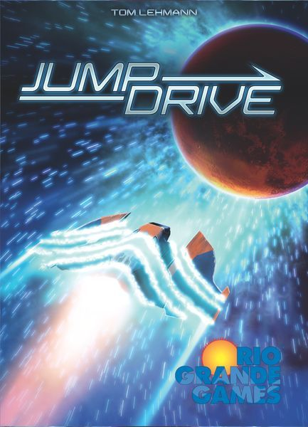 Jump Drive card game cover