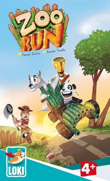 Zoo Run cover
