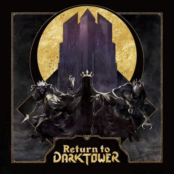 Return to Dark Tower cover