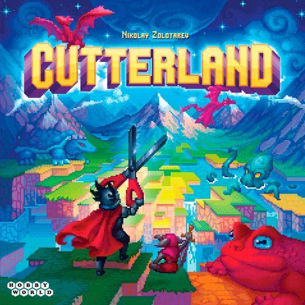 Cutterland cover