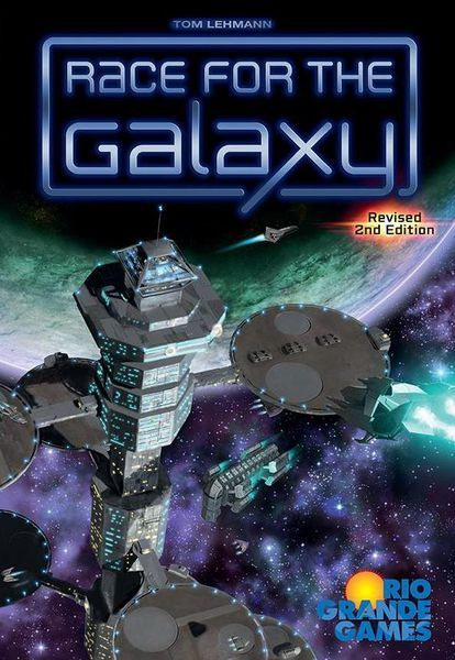 Race for the Galaxy cover