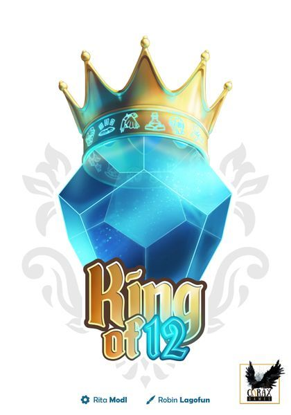 King of 12 cover
