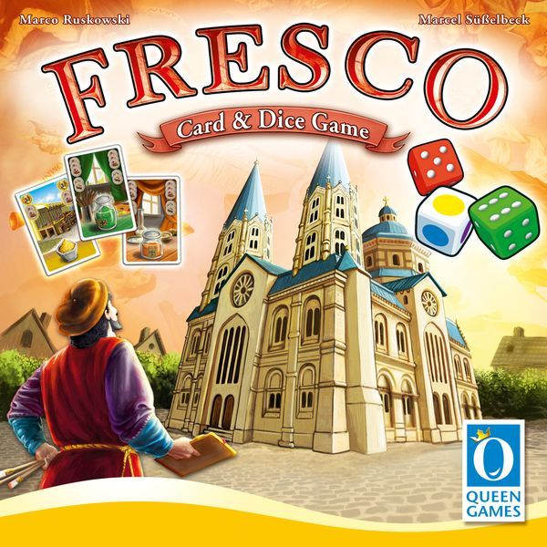 Fresco Card & Dice Game cover