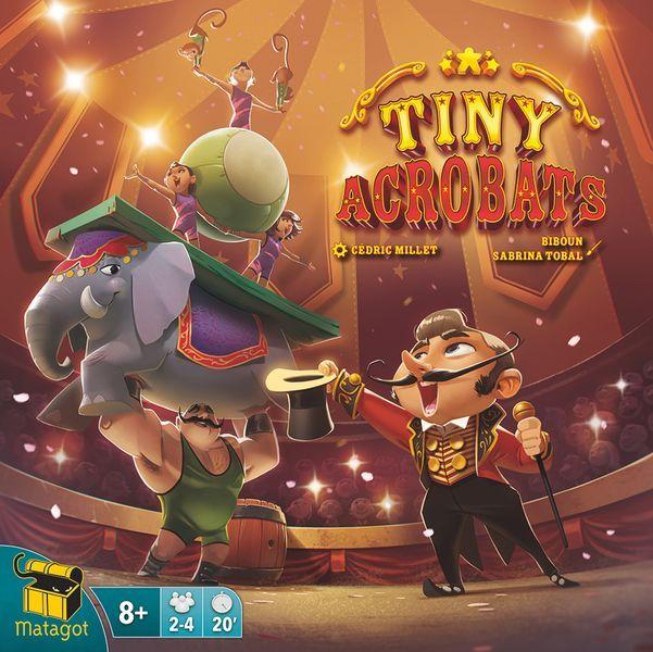 Tiny Acrobats cover artwork