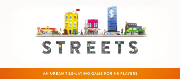 Streets Board Game cover