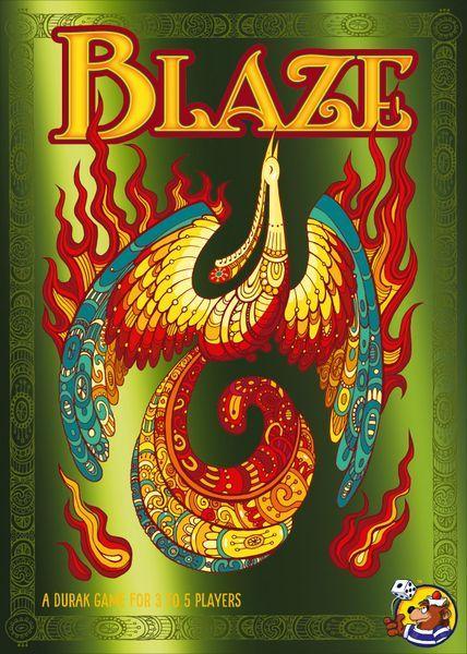 Blaze Card Game cover