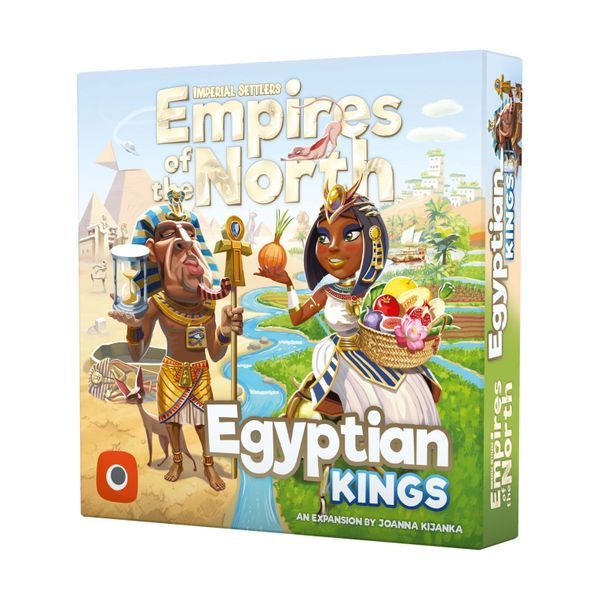 Imperial Settlers: Empires of the North Egyptian Kings cover