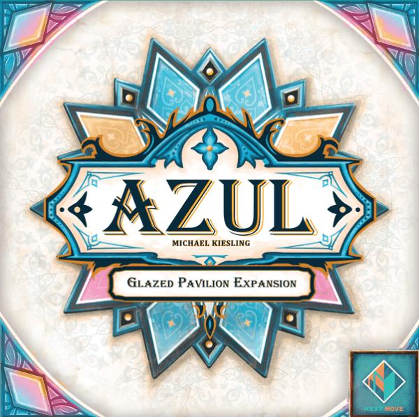 Azul Summer Pavilion Glazed Pavilion cover