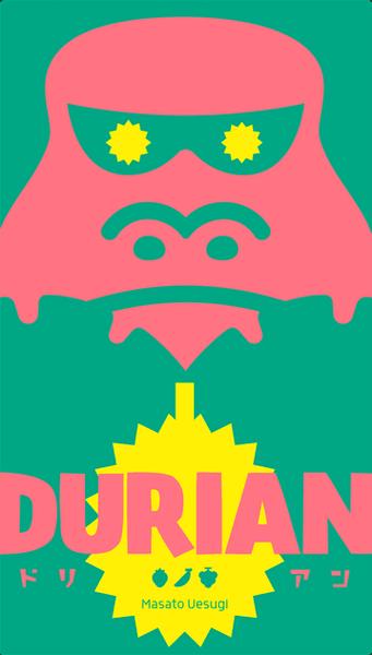 Durian Board Game box