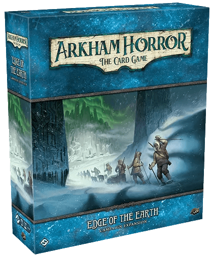 Arkham Horror Edge of the Earth Campaign Expansion