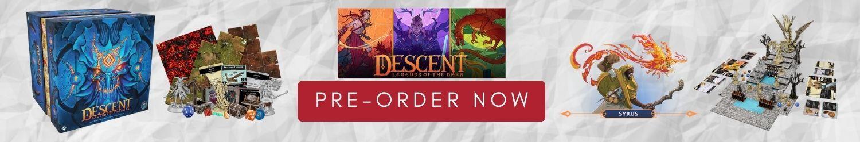 Descent Legends of the Dark Shop Banner