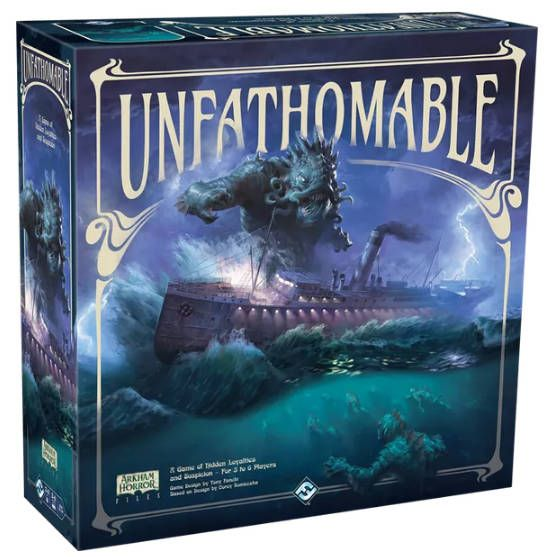 Unfathomable board game cover