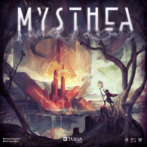 Mysthea artwork