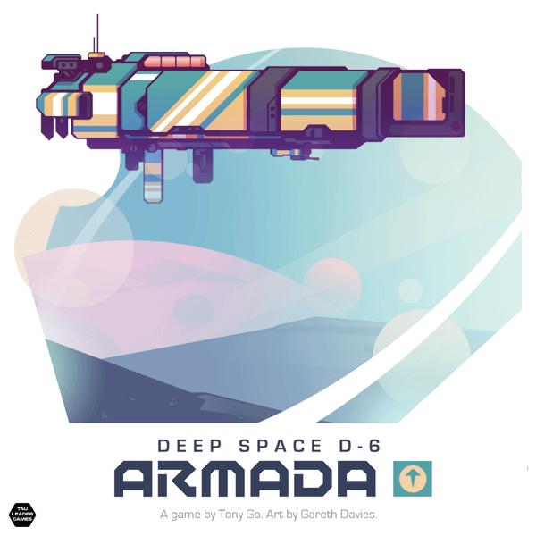 Deep Space D-6 Armada Cover