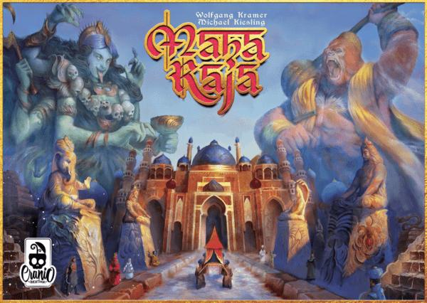 Maharaja Board Game (2021)