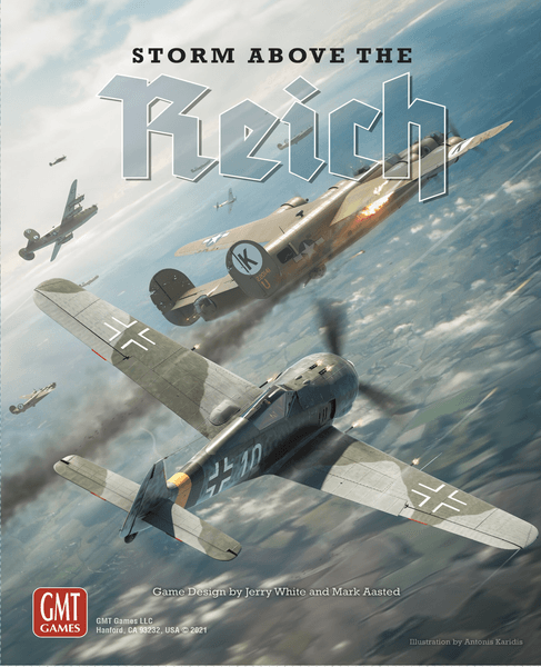 Storm Above the Reich GMT Games cover
