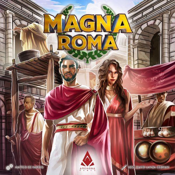 Magna Roma artwork