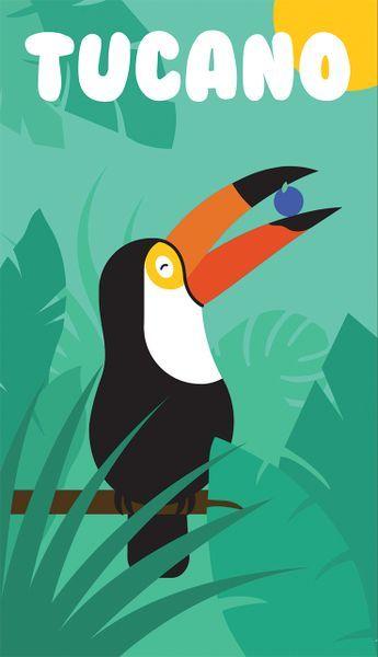 Tucano card game cover