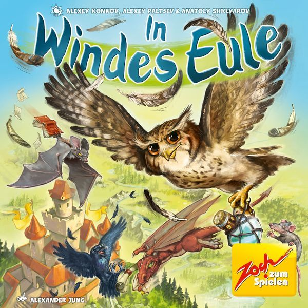In Windes Eule cover
