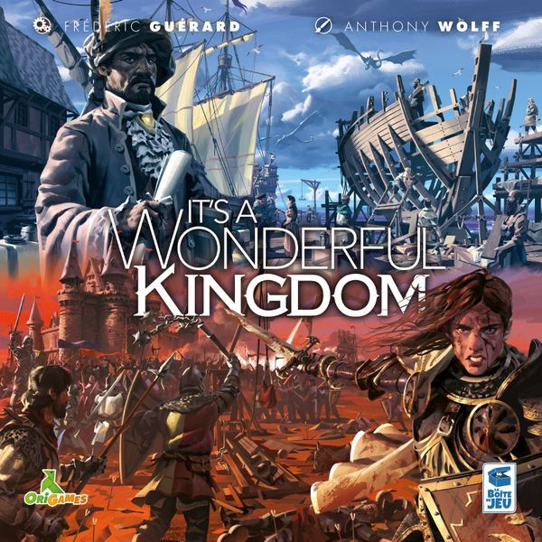 Its a Wonderful Kingdom cover