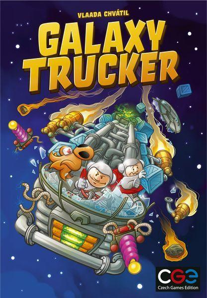 Galaxy Trucker 2021 cover
