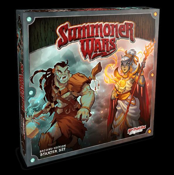 Summoner Wars 2nd Edition Starter Set artwork
