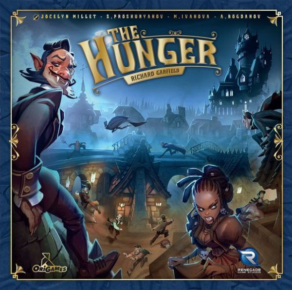 The Hunger Board Game cover
