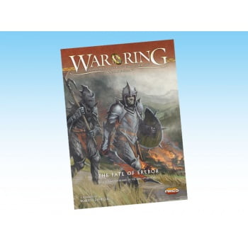 War of the Ring The Fate of Erebor cover artwork