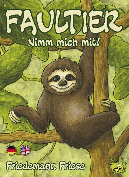 Fast Sloths German English Edition cover