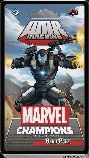 Marvel Champions War Machine Hero Pack