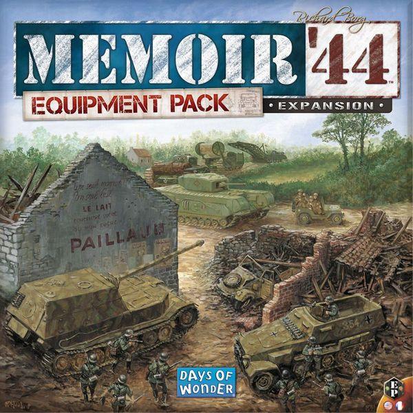 Memoir 44 Equipment Packcover