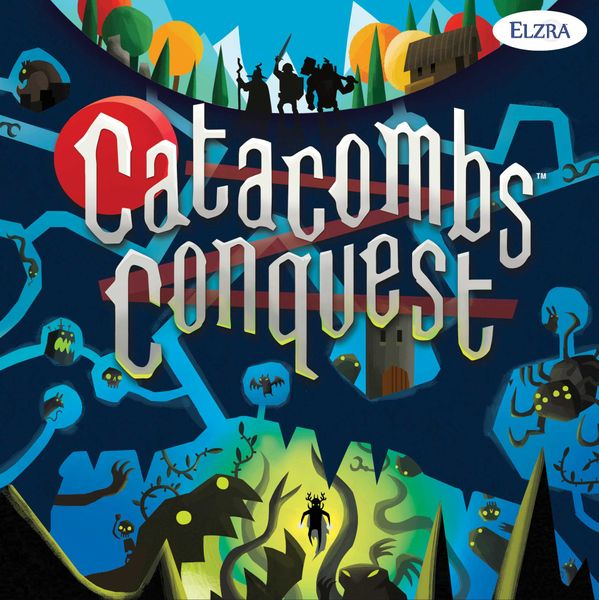Catacombs Conquest cover artwork
