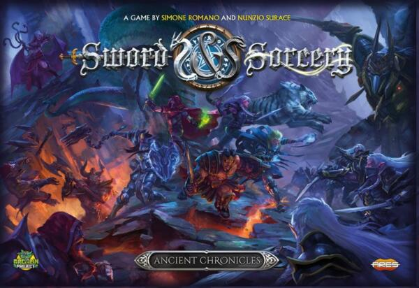 Sword and Sorcery Ancient Chronicles cover artwork