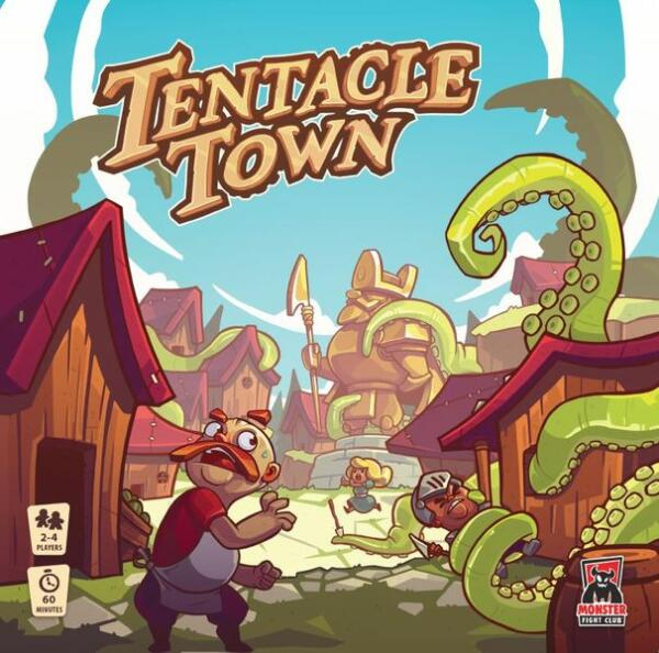 Tentacle Town cover artwork