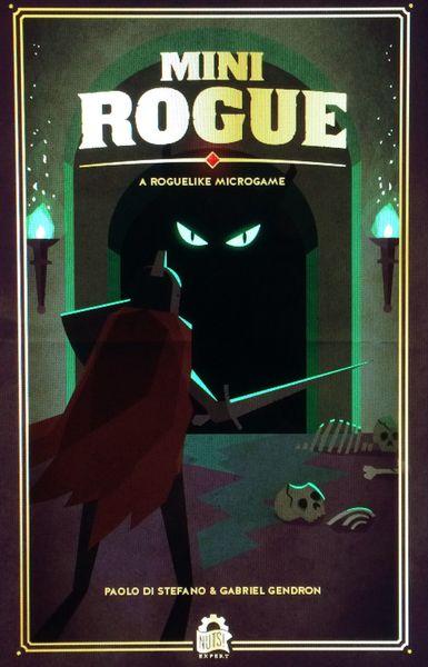Mini Rogue box artwork