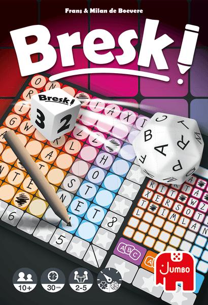 Bresk! artwork cover