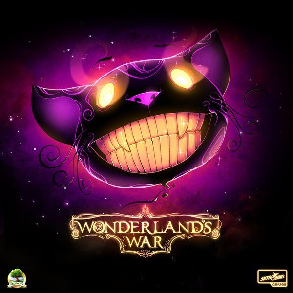 Wonderland's War cover artwork
