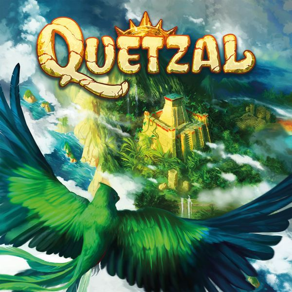 Quetzal Board Game cover artwork