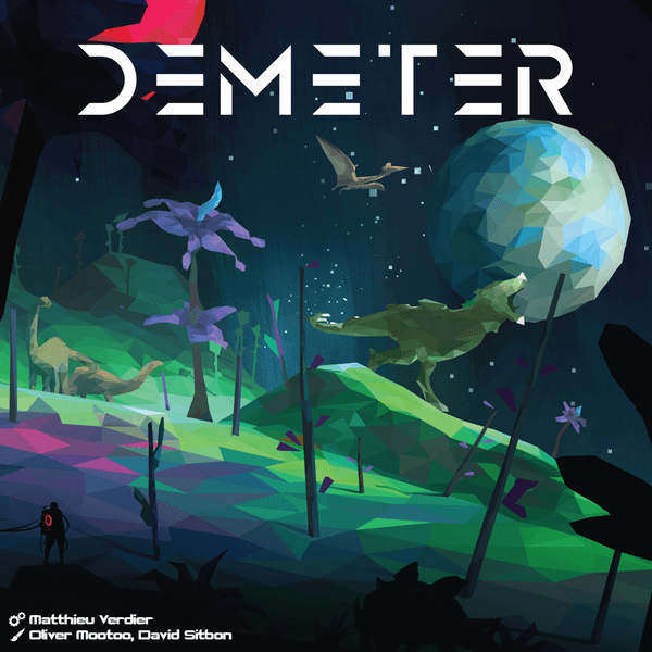 Demeter Board Game cover artwork