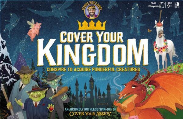 Cover Your Kingdom cover artwork