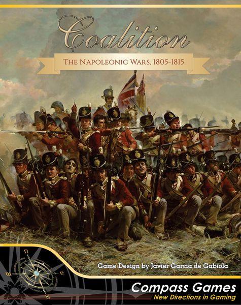 Coalition The Napoleonic Wars 1805-1815 cover artwork