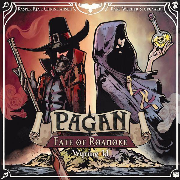 Pagan Fate of Roanoke cover artwork