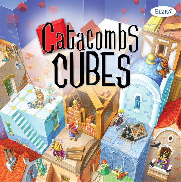 Catacombs Cubes cover artwork