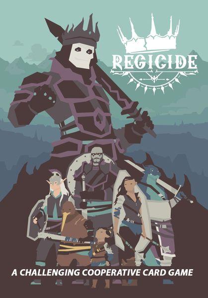 Regicide Card Game artwork cover